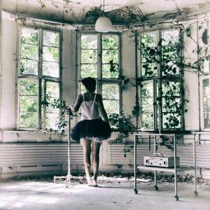 Sie mag Musik nur wenn sie laut ist Katja Gehrung ART Photography