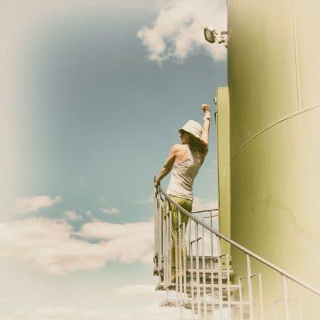 Liebe wird aus Mut gemacht Katja Gehrung Art Photography at