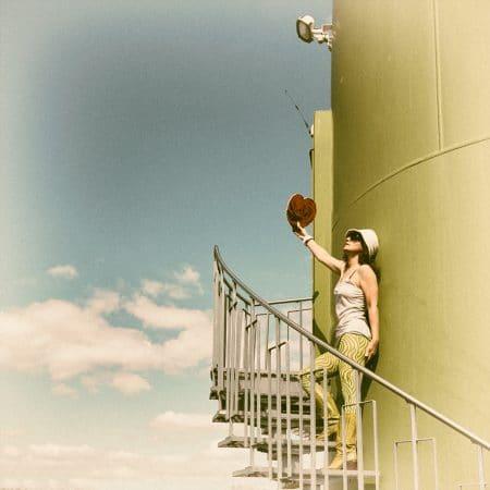 Nena Liebe wird aus Mut gemacht Katja Gehrung Art photography