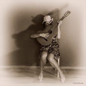 Katja Gehrung #ohneMusik