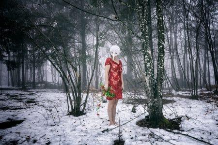 Raus aus dem Wald, verstehst du nicht? Falco Katja Gehrung