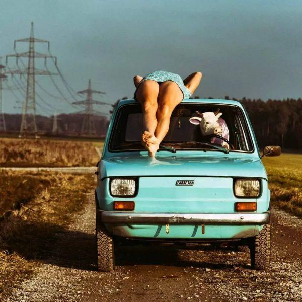 Katja Gehrung ART Photography Abgefahren