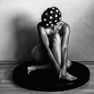 """Bild von Katja Gehrung """"Badekappenpflicht"""""""