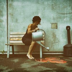 La vie en rose Katja Gehrung ART Photography