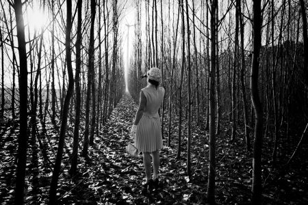 Katja Gehrung ART Photography Serie Kein Mann in Sicht
