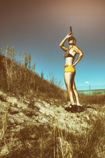 """Katja Gehrung ART Photography Serie """"Kein Mann in Sicht"""""""