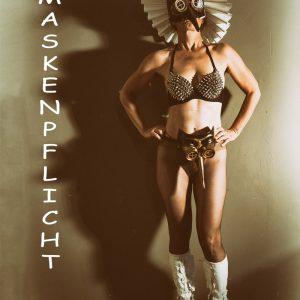 Maskenpflicht Katja Gehrung ART Photography