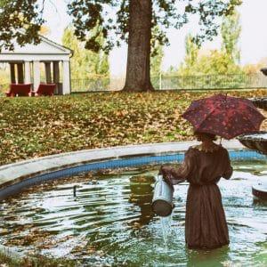 Katja Gehrung ART Photography Ich habe Dir nie einen Rosengarten versprochen