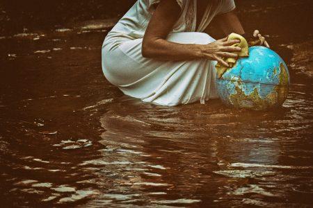 Schmutzige Flüsse