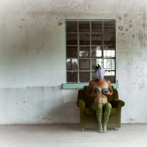 Katja Gehrung ART Photography Serie Strange places